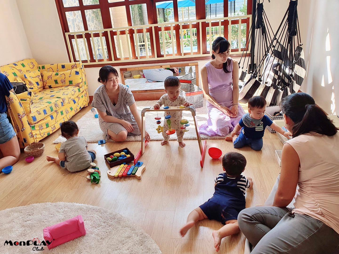 kid club for parents